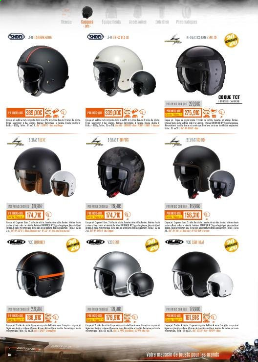 Catalogue Moto Axxe. Page 46.