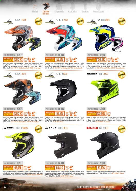 Catalogue Moto Axxe. Page 48.