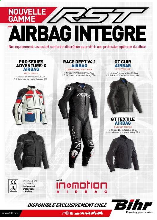 Catalogue Moto Axxe. Page 72.