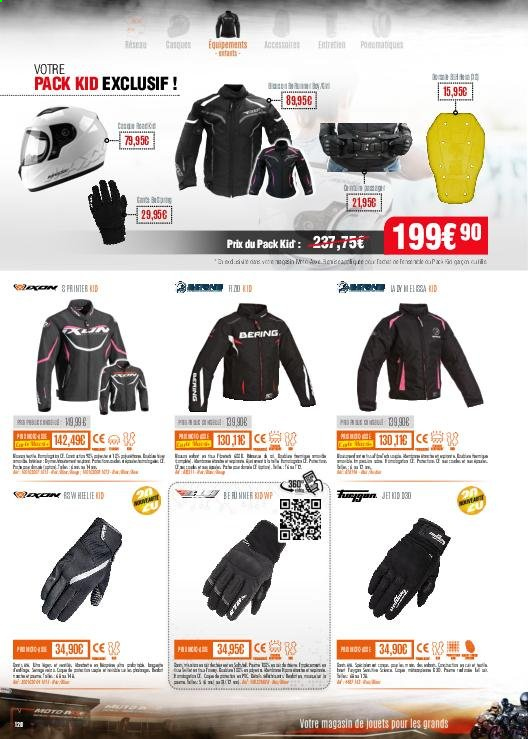 Catalogue Moto Axxe. Page 120.