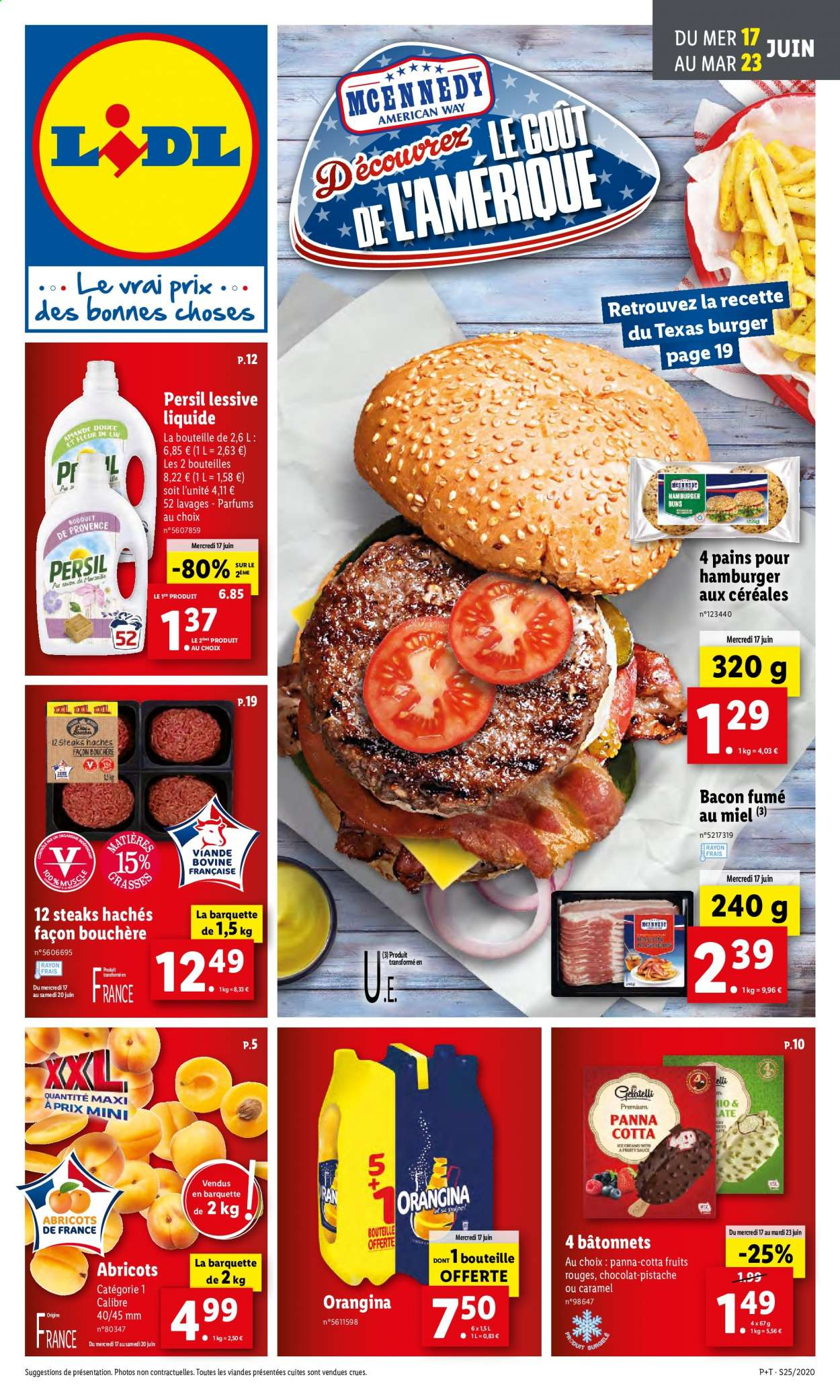 Catalogue Lidl - 17.06.2020 - 23.06.2020. Page 1.