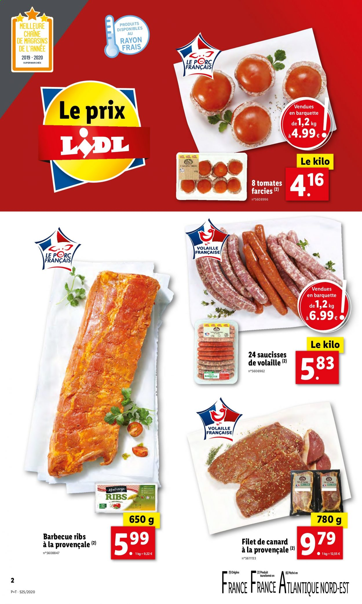 Catalogue Lidl - 17.06.2020 - 23.06.2020. Page 2.