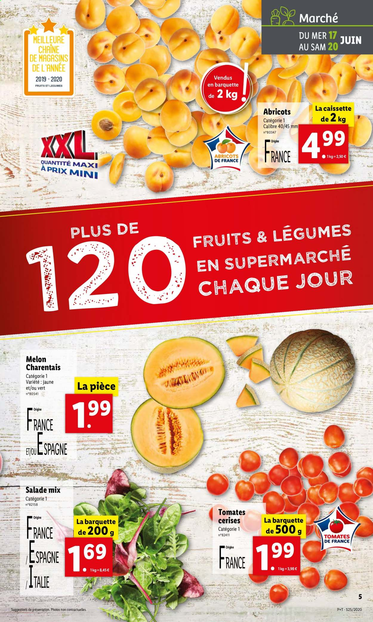 Catalogue Lidl - 17.06.2020 - 23.06.2020. Page 5.