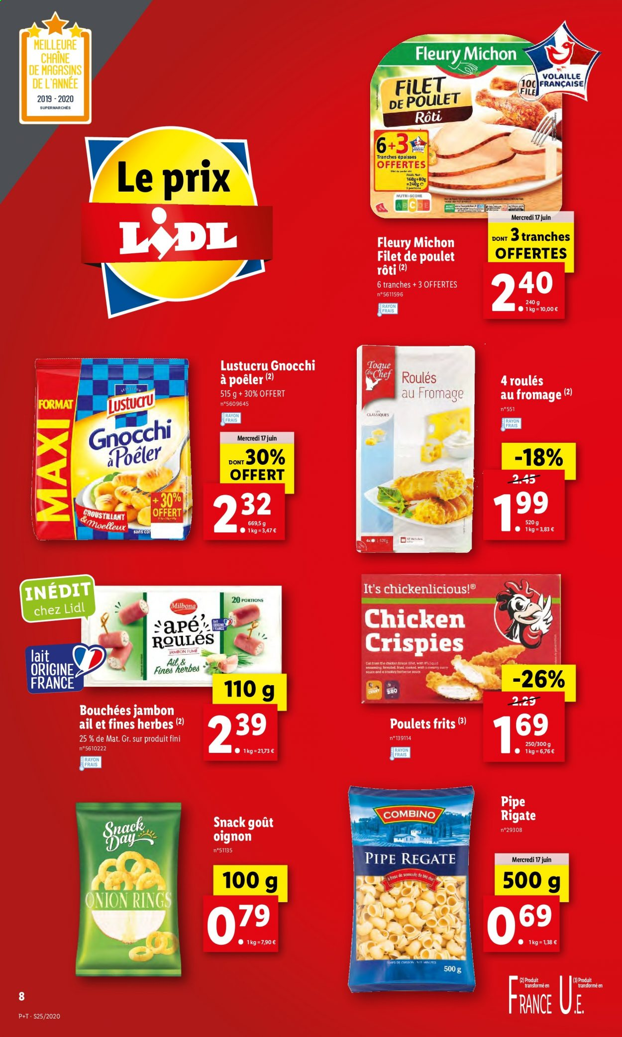 Catalogue Lidl - 17.06.2020 - 23.06.2020. Page 8.