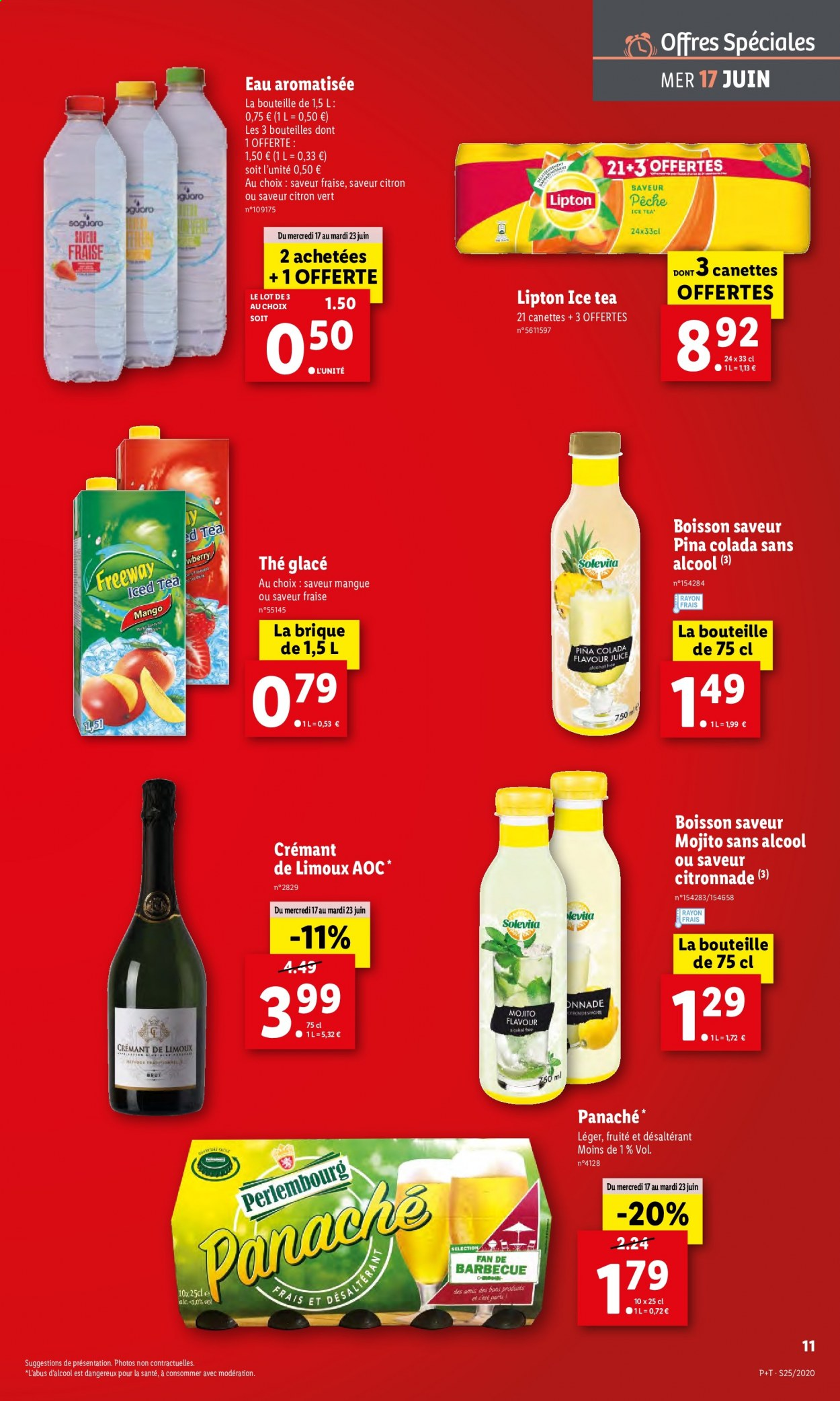 Catalogue Lidl - 17.06.2020 - 23.06.2020. Page 11.