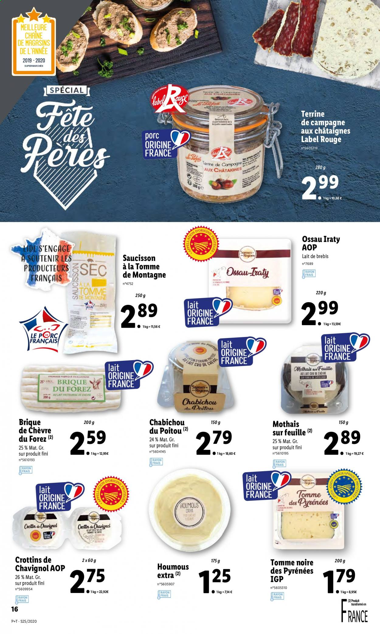 Catalogue Lidl - 17.06.2020 - 23.06.2020. Page 16.