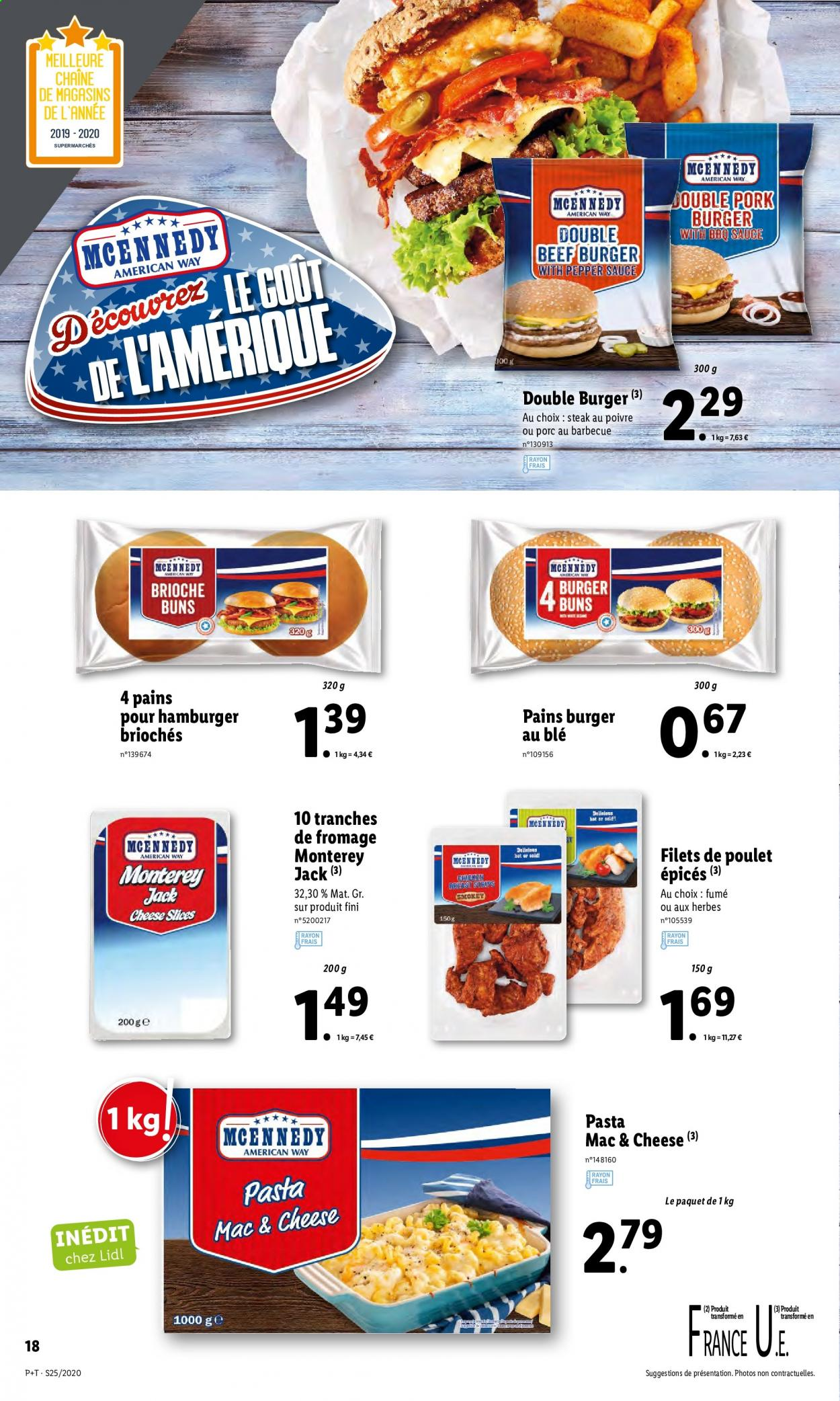 Catalogue Lidl - 17.06.2020 - 23.06.2020. Page 18.