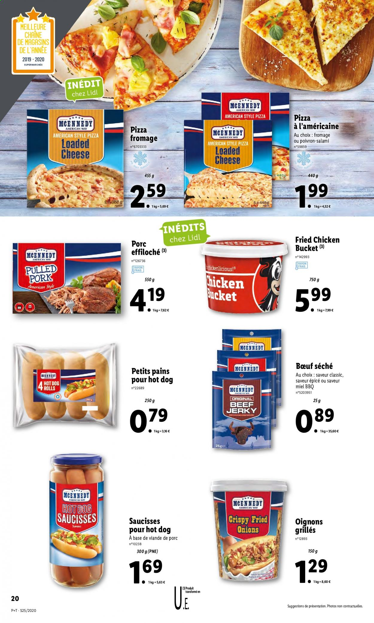 Catalogue Lidl - 17.06.2020 - 23.06.2020. Page 20.