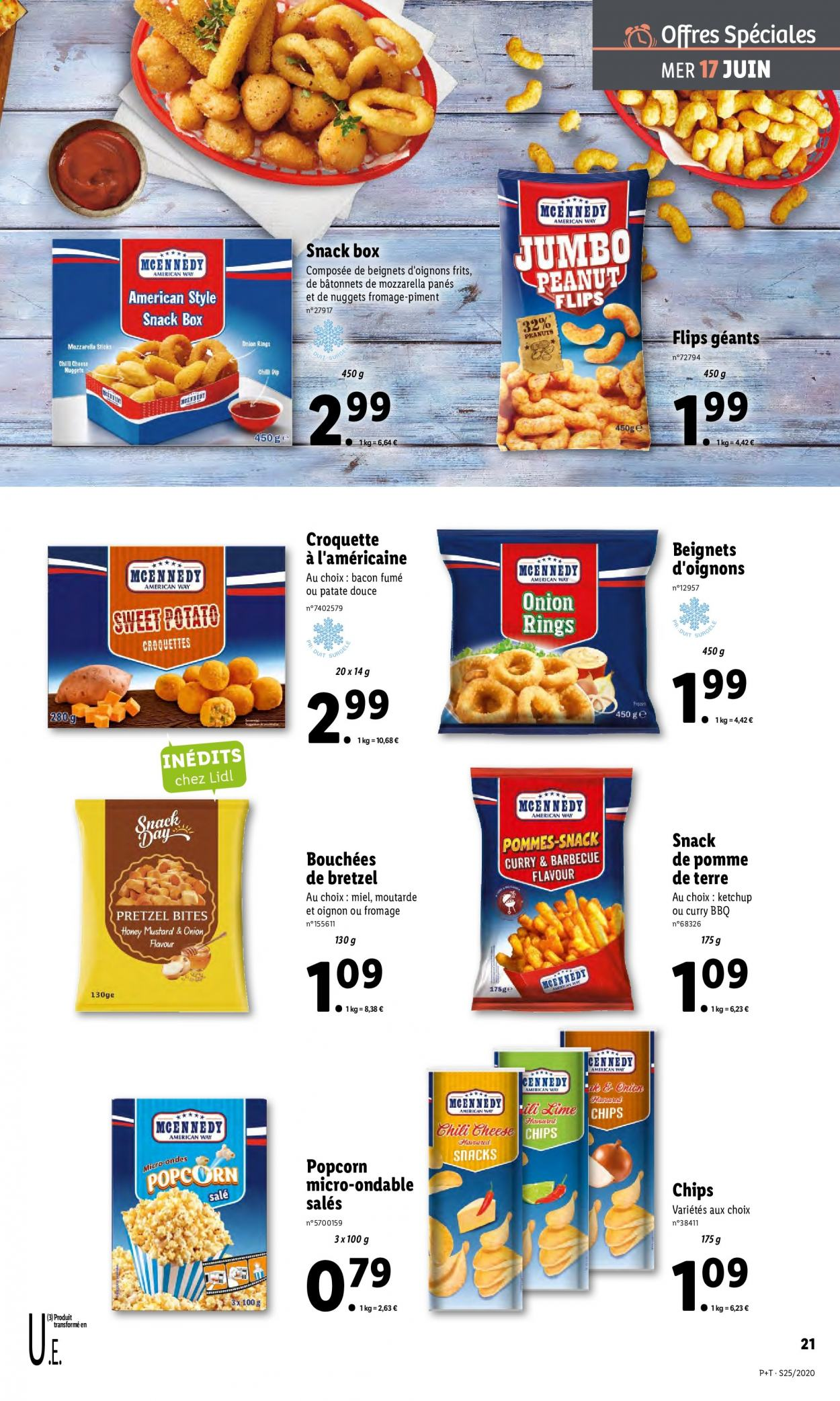 Catalogue Lidl - 17.06.2020 - 23.06.2020. Page 21.