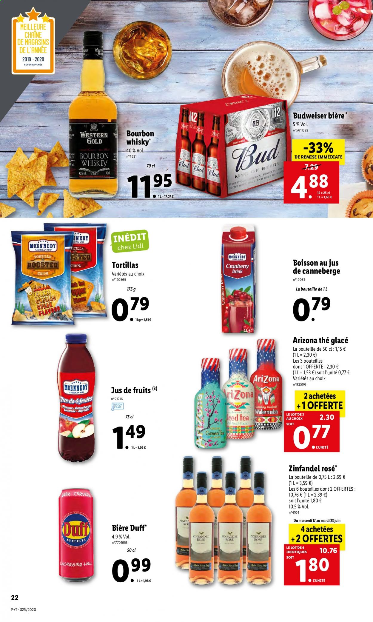 Catalogue Lidl - 17.06.2020 - 23.06.2020. Page 22.