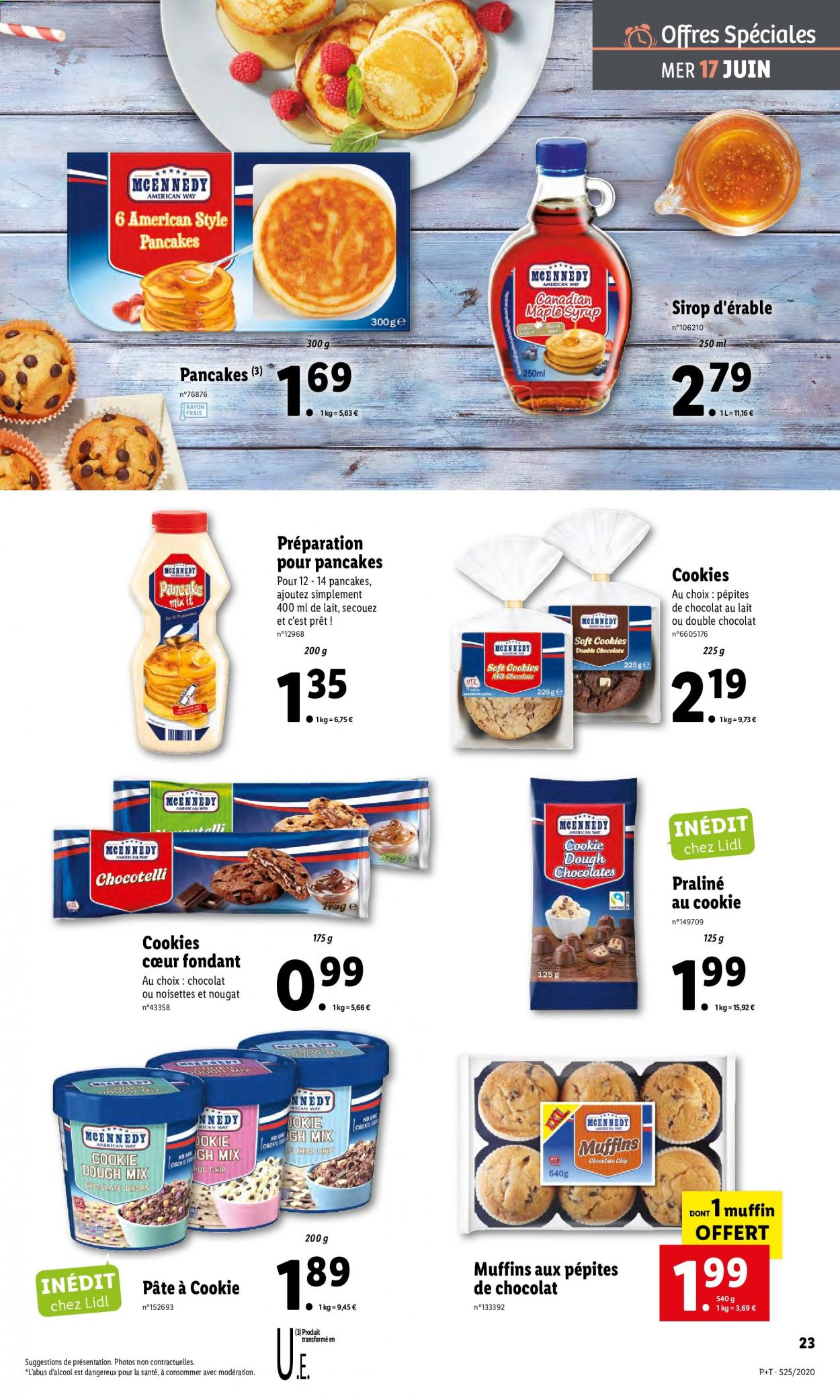 Catalogue Lidl - 17.06.2020 - 23.06.2020. Page 23.