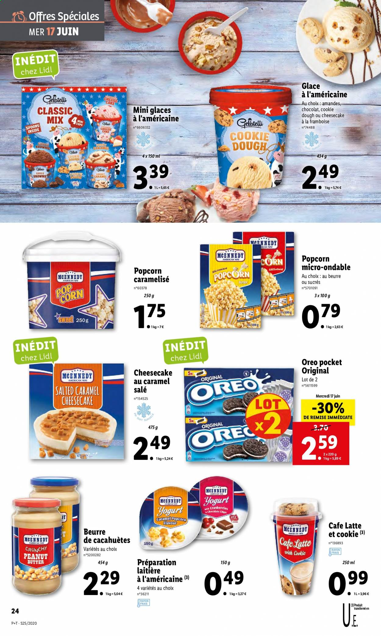 Catalogue Lidl - 17.06.2020 - 23.06.2020. Page 24.