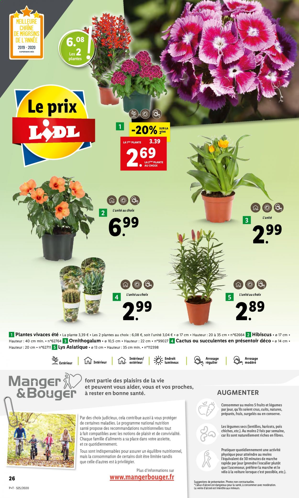 Catalogue Lidl - 17.06.2020 - 23.06.2020. Page 26.