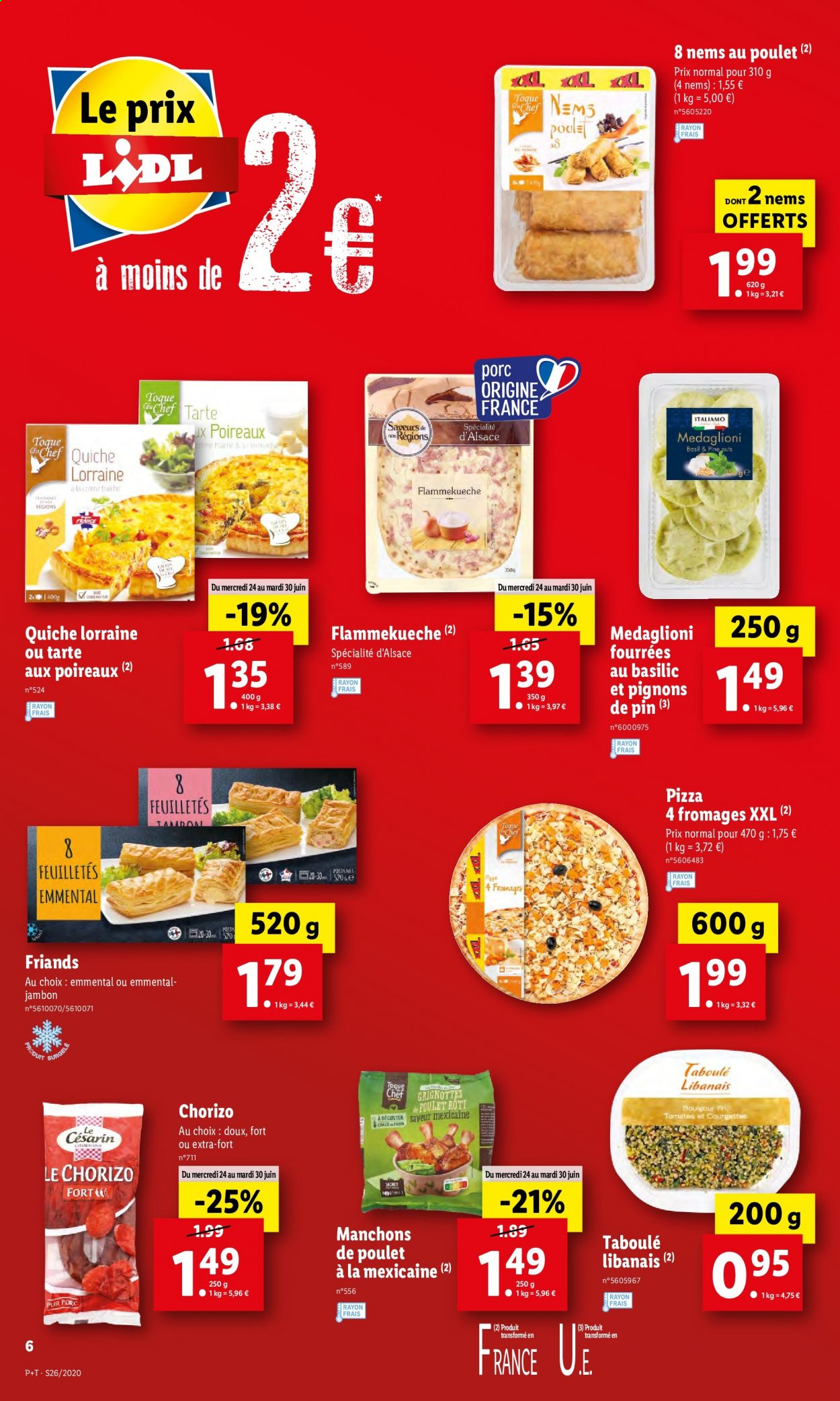 Catalogue Lidl - 24.06.2020 - 30.06.2020. Page 8.