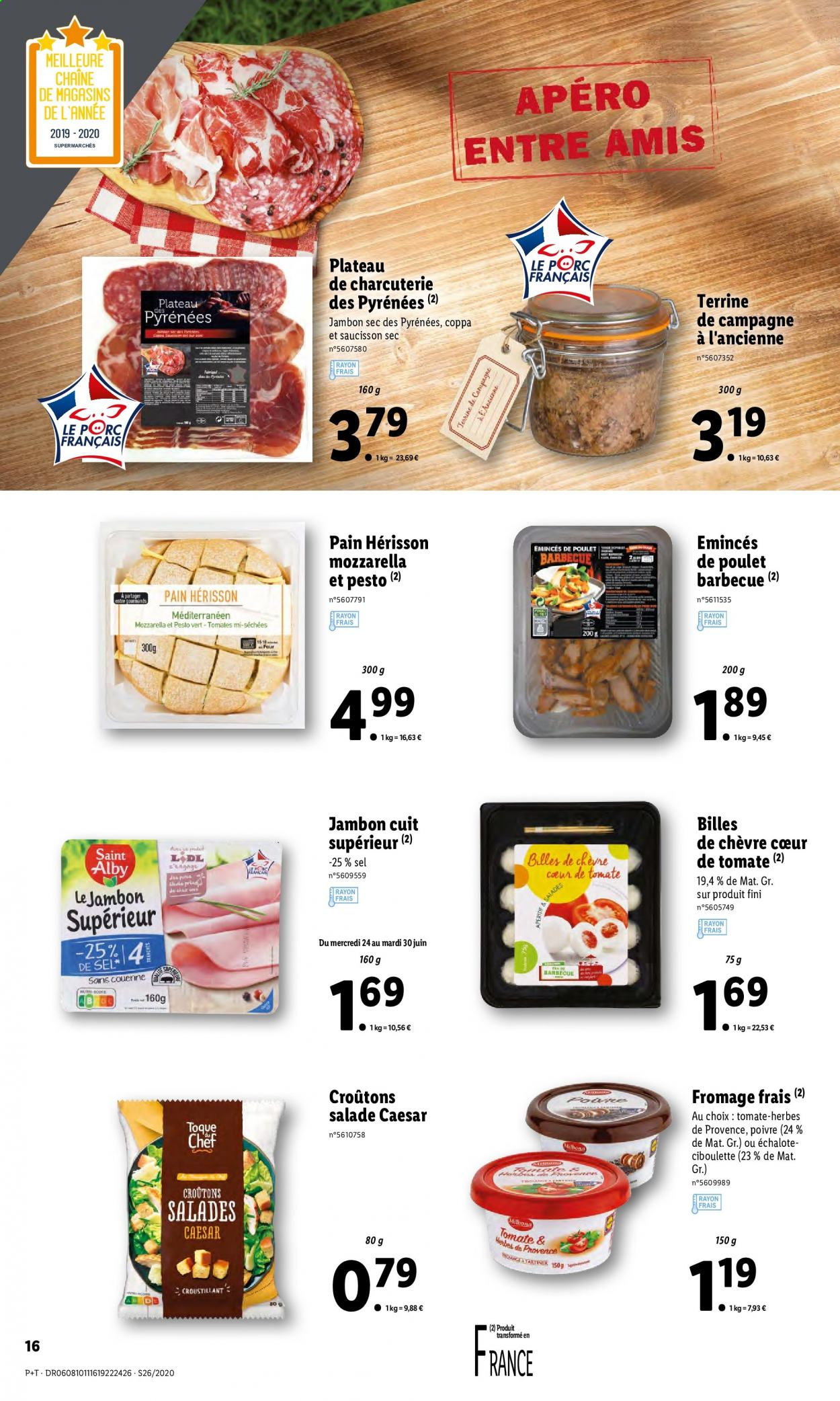 Catalogue Lidl - 24.06.2020 - 30.06.2020. Page 18.