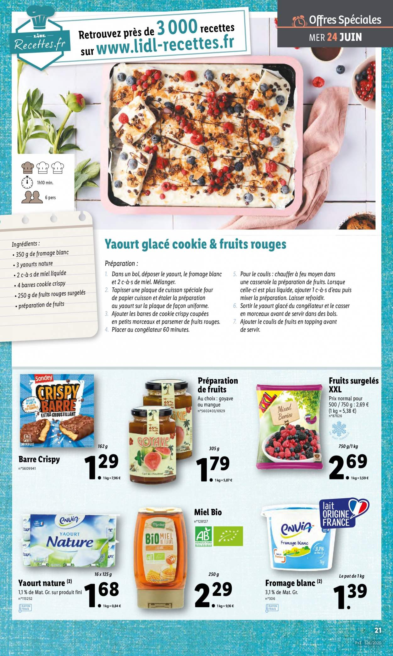 Catalogue Lidl - 24.06.2020 - 30.06.2020. Page 25.