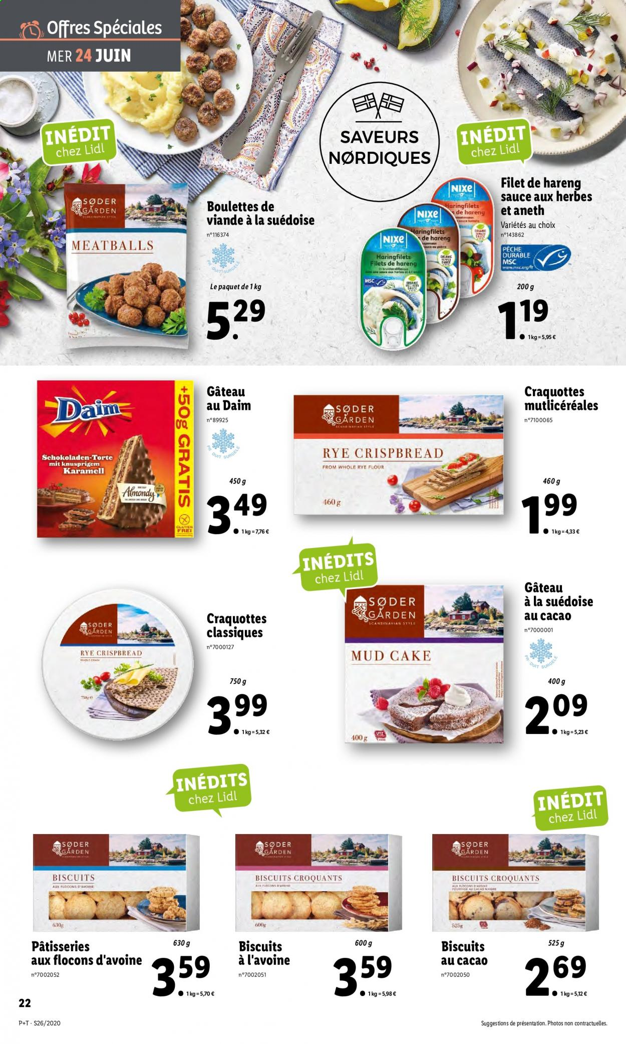 Catalogue Lidl - 24.06.2020 - 30.06.2020. Page 26.