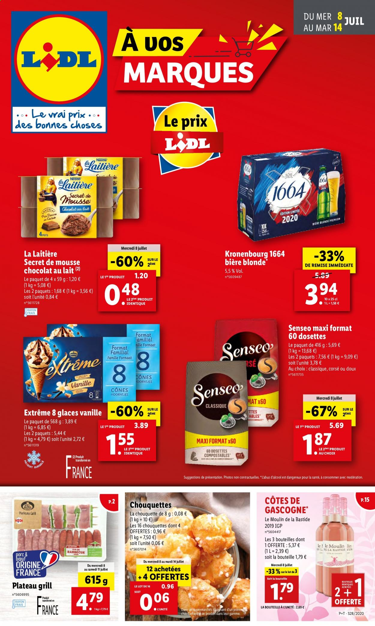 Catalogue Lidl - 08.07.2020 - 14.07.2020. Page 1.