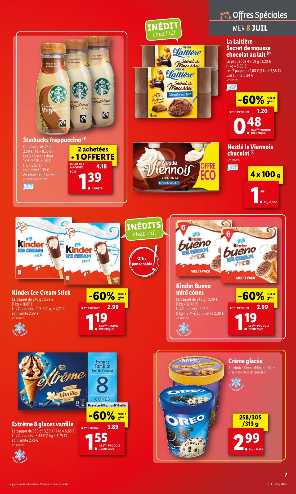 Catalogue Lidl - 08.07.2020 - 14.07.2020. Page 7.