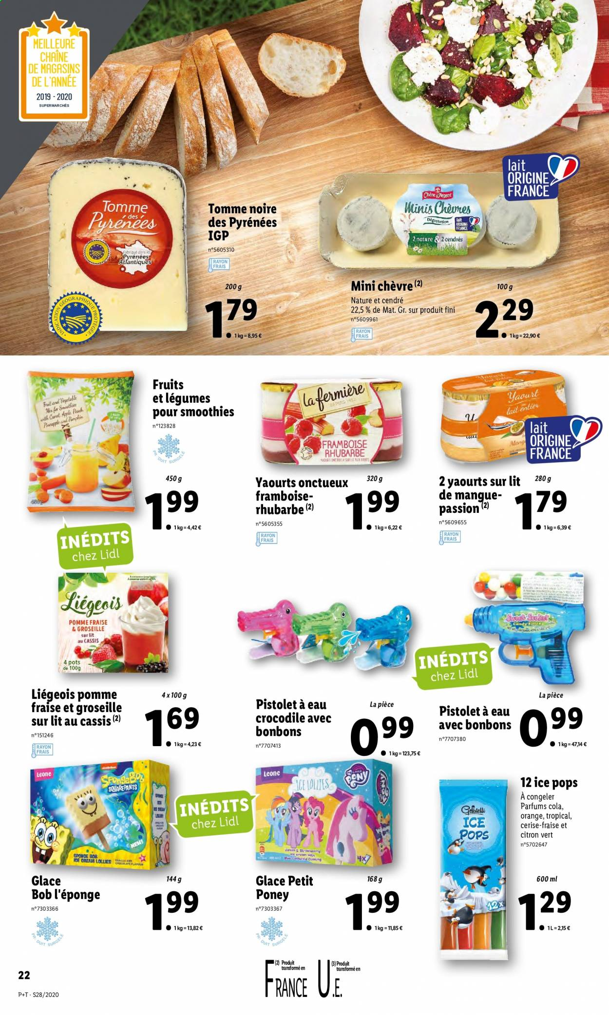 Catalogue Lidl - 08.07.2020 - 14.07.2020. Page 22.