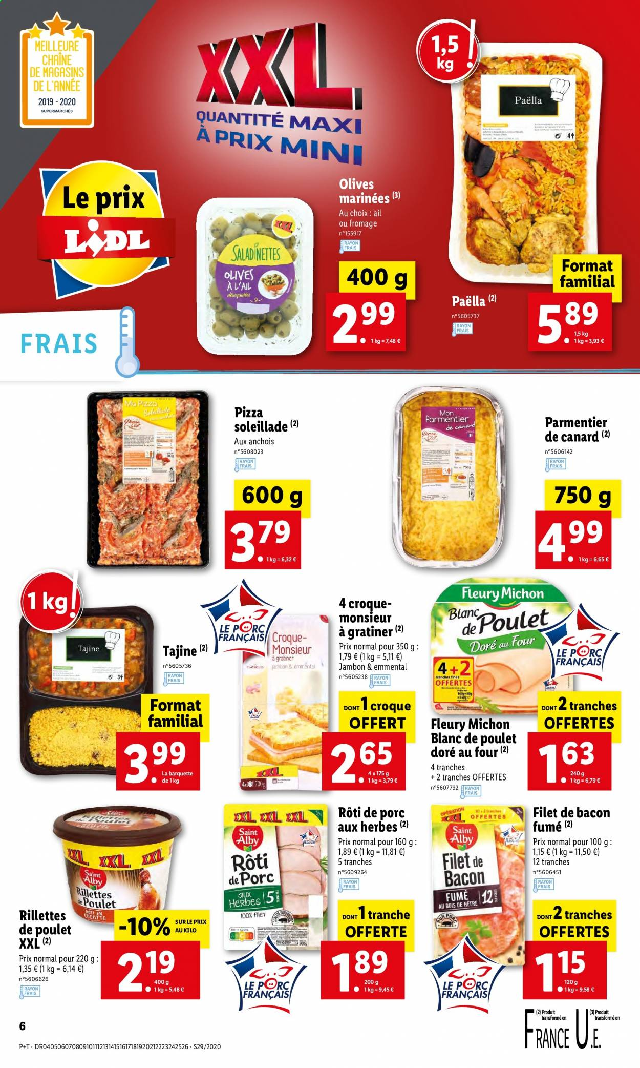 Catalogue Lidl - 15.07.2020 - 21.07.2020. Page 6.
