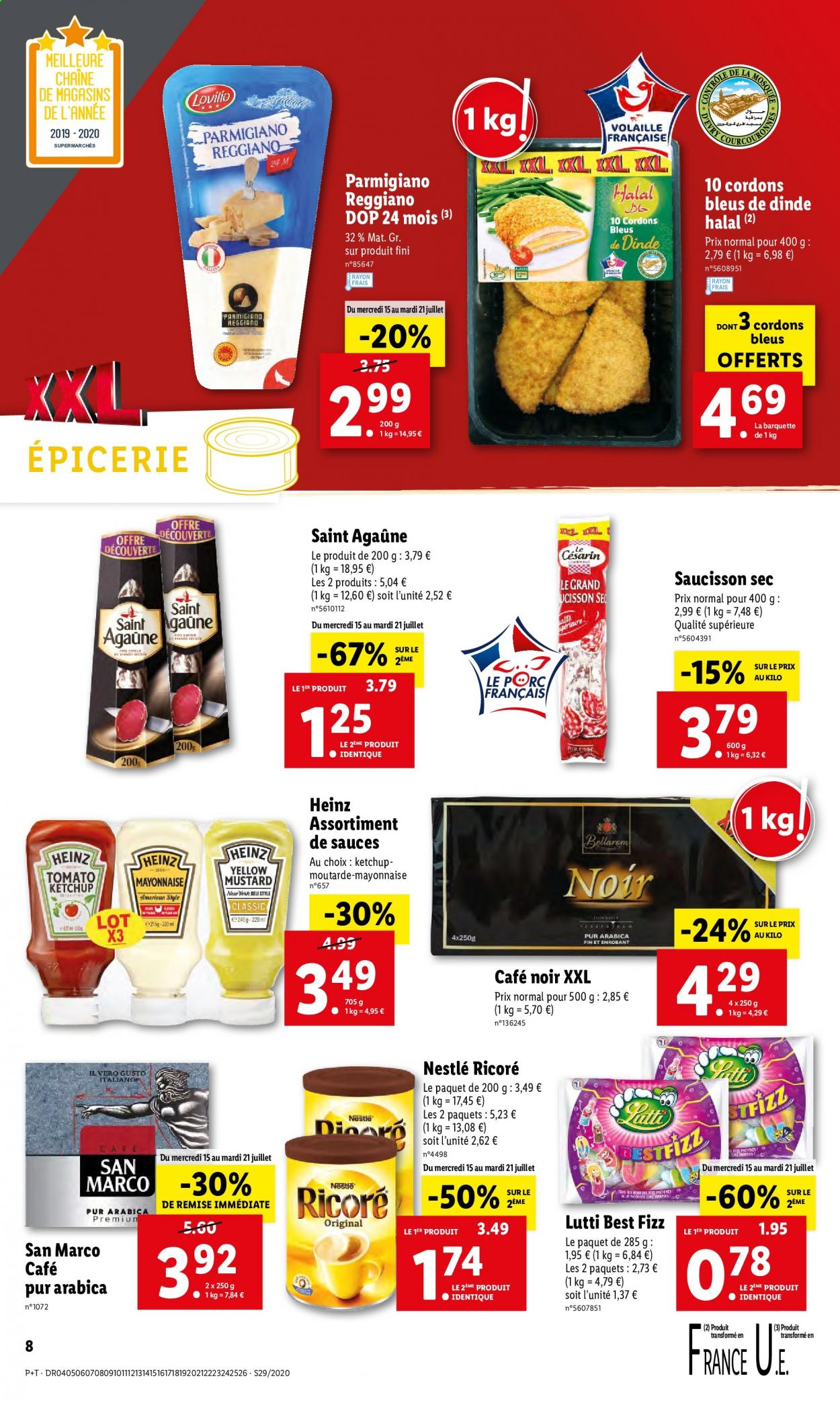 Catalogue Lidl - 15.07.2020 - 21.07.2020. Page 8.
