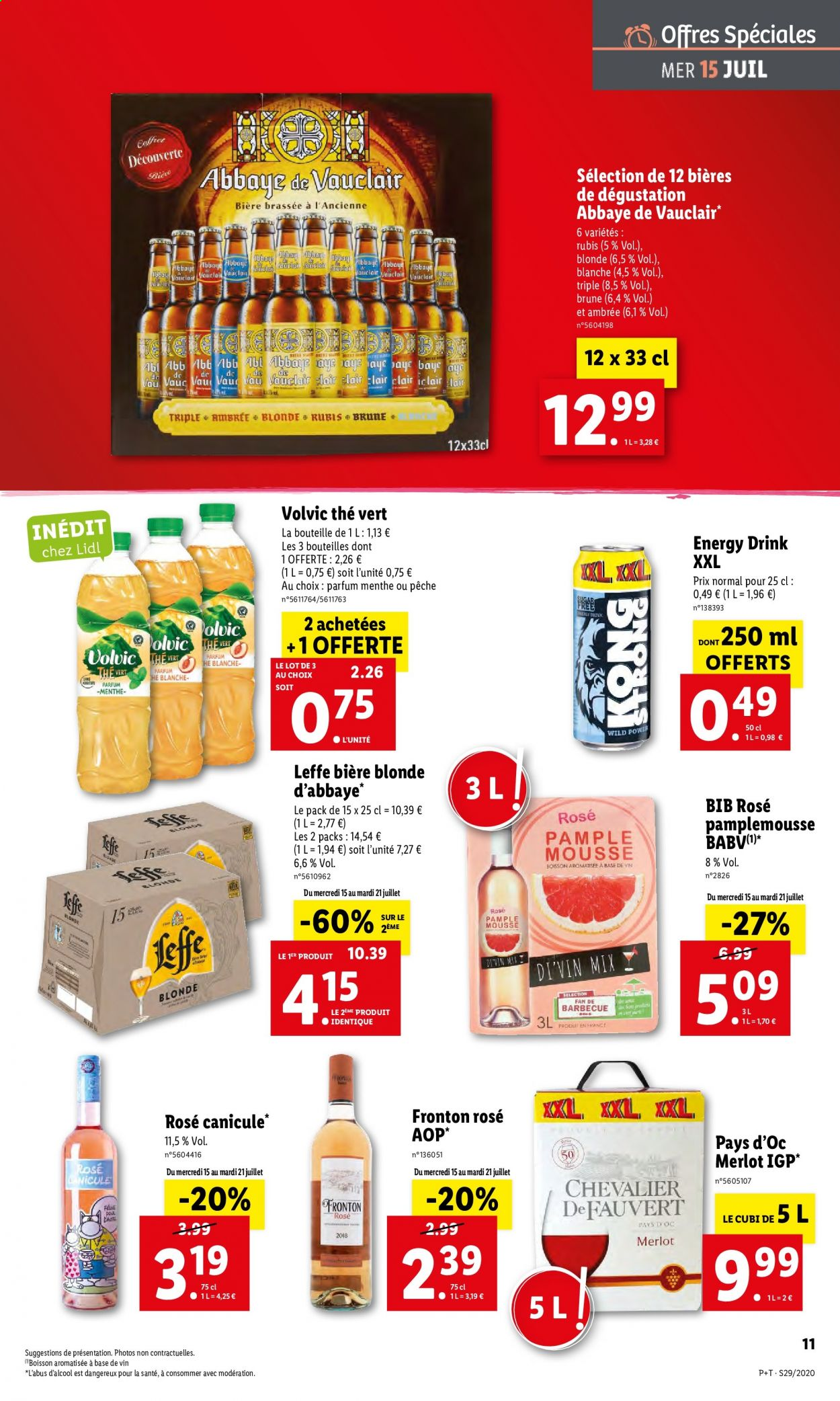 Catalogue Lidl - 15.07.2020 - 21.07.2020. Page 11.