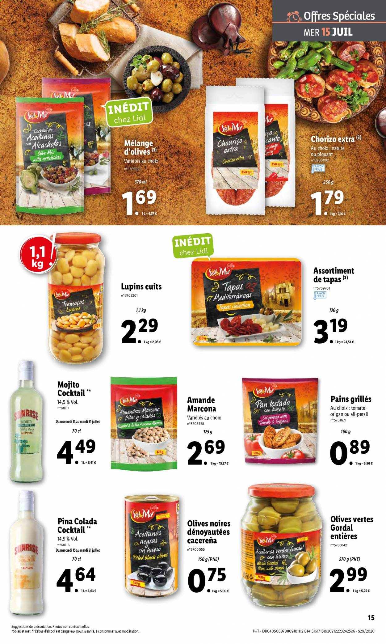 Catalogue Lidl - 15.07.2020 - 21.07.2020. Page 17.