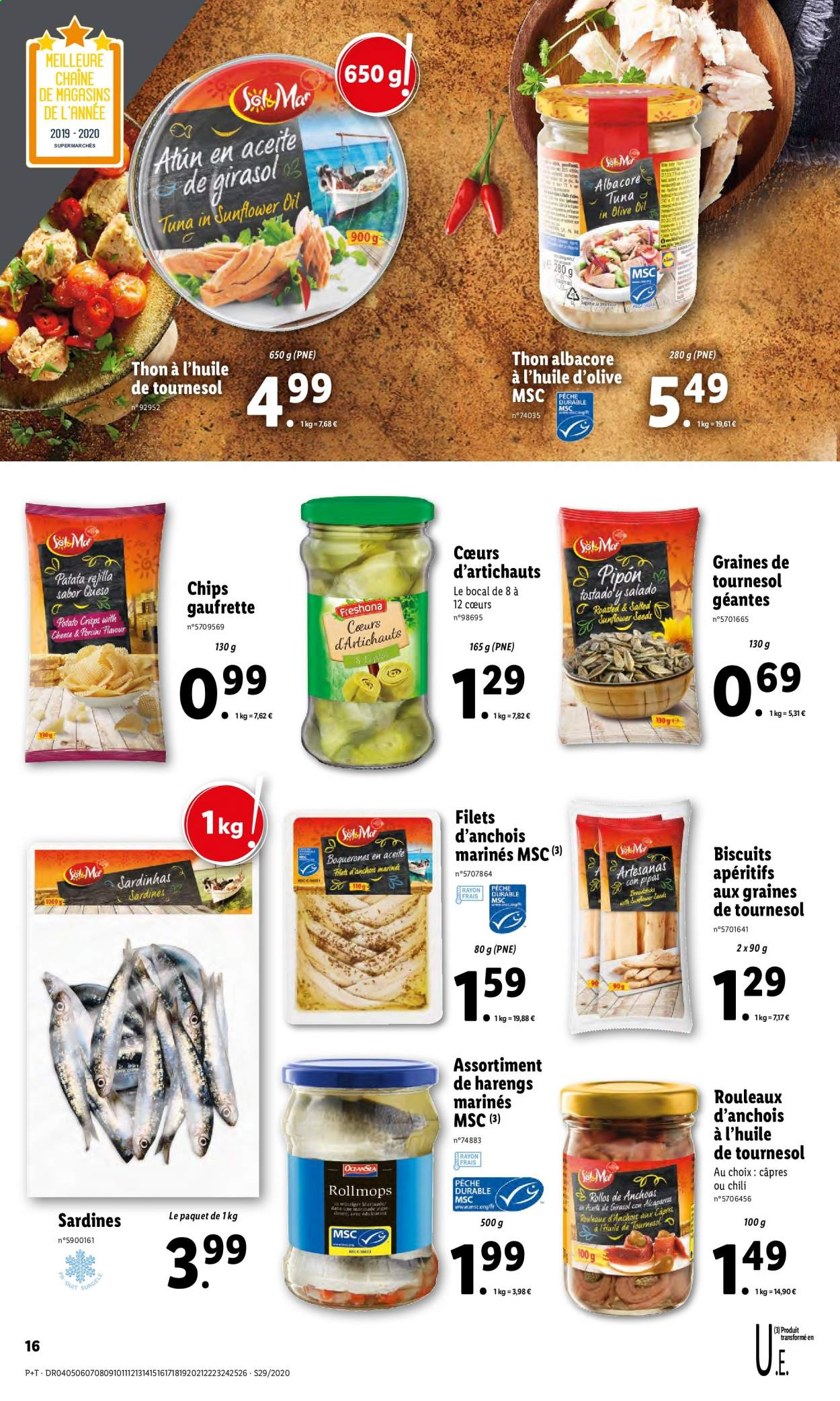 Catalogue Lidl - 15.07.2020 - 21.07.2020. Page 18.