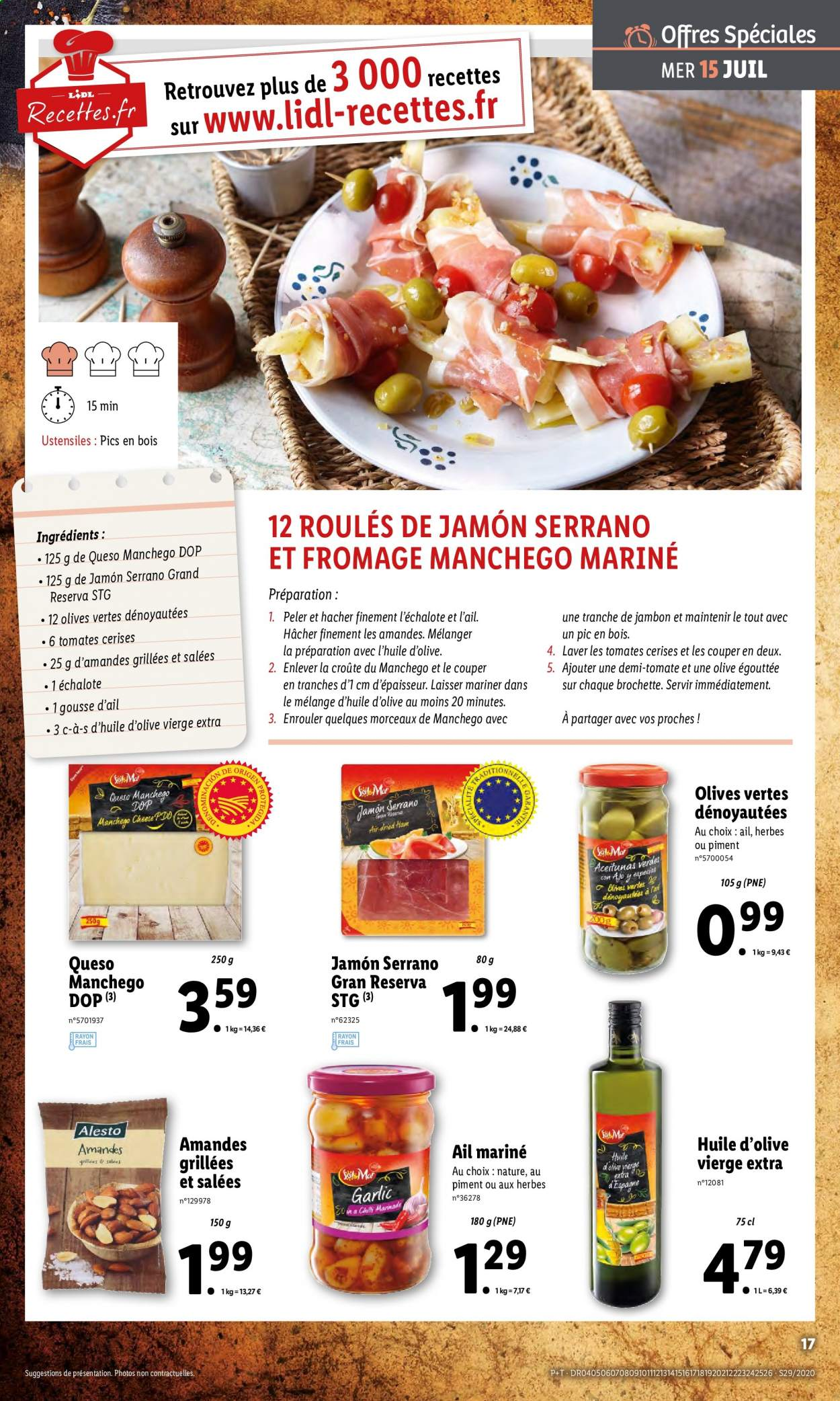 Catalogue Lidl - 15.07.2020 - 21.07.2020. Page 19.