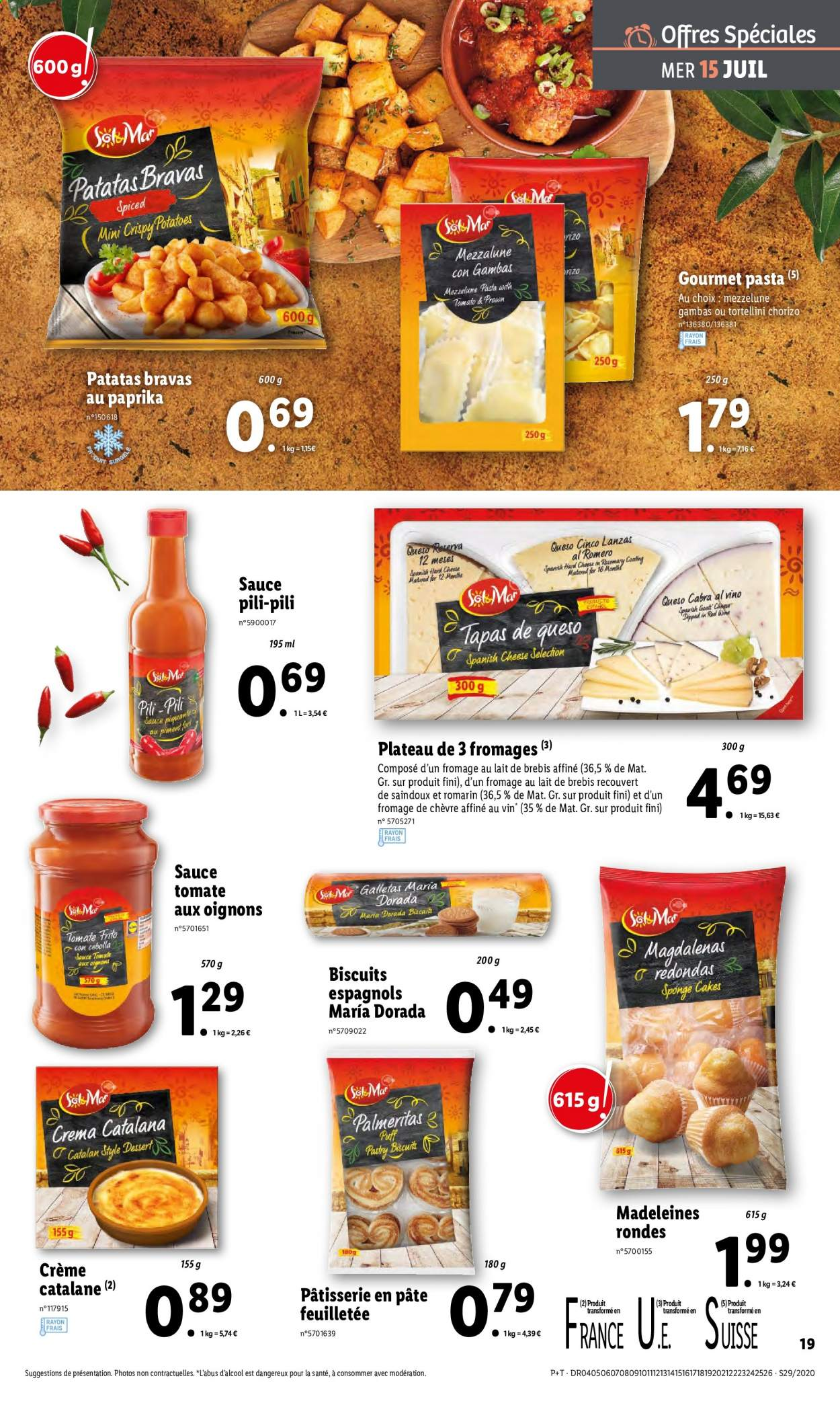 Catalogue Lidl - 15.07.2020 - 21.07.2020. Page 21.
