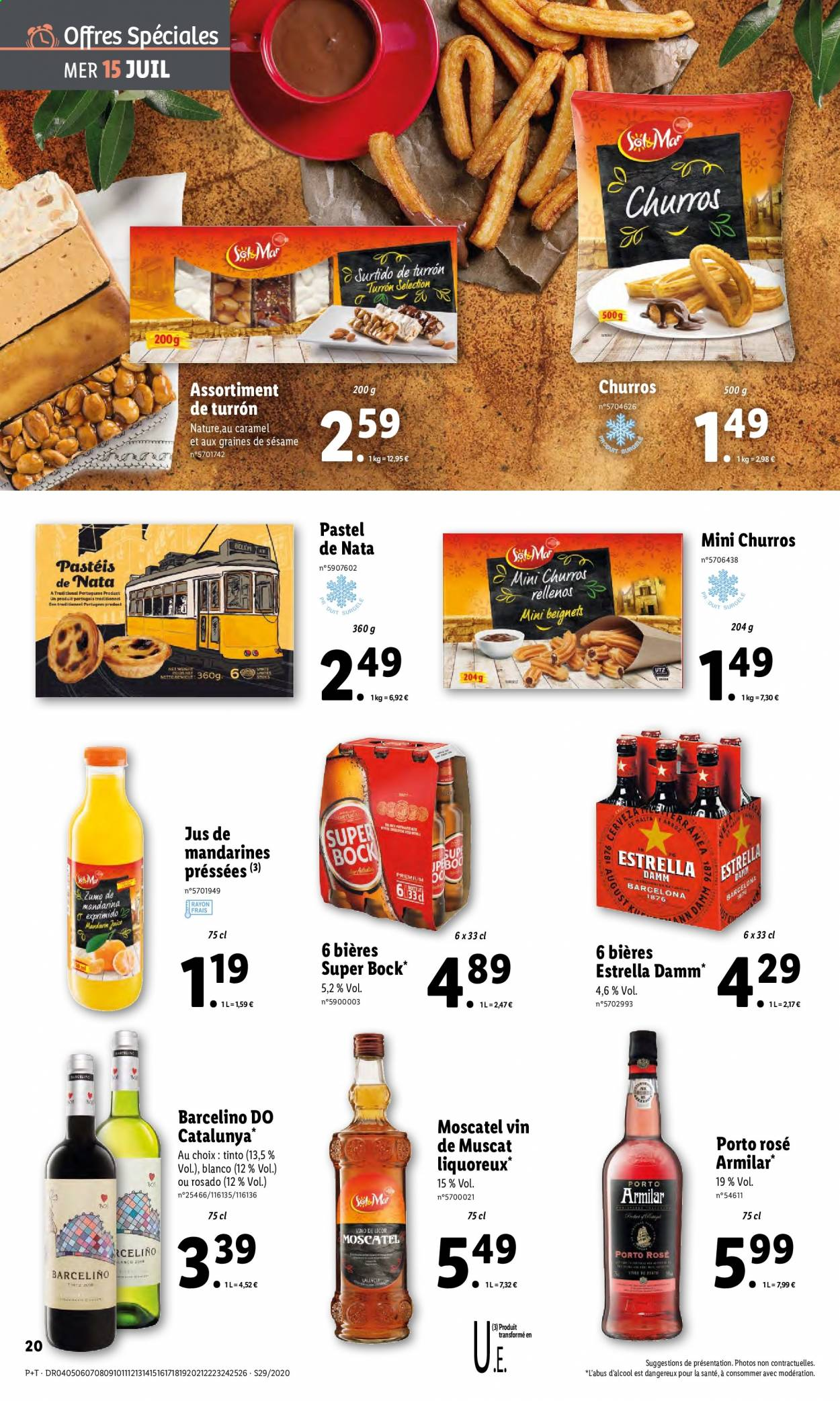 Catalogue Lidl - 15.07.2020 - 21.07.2020. Page 22.