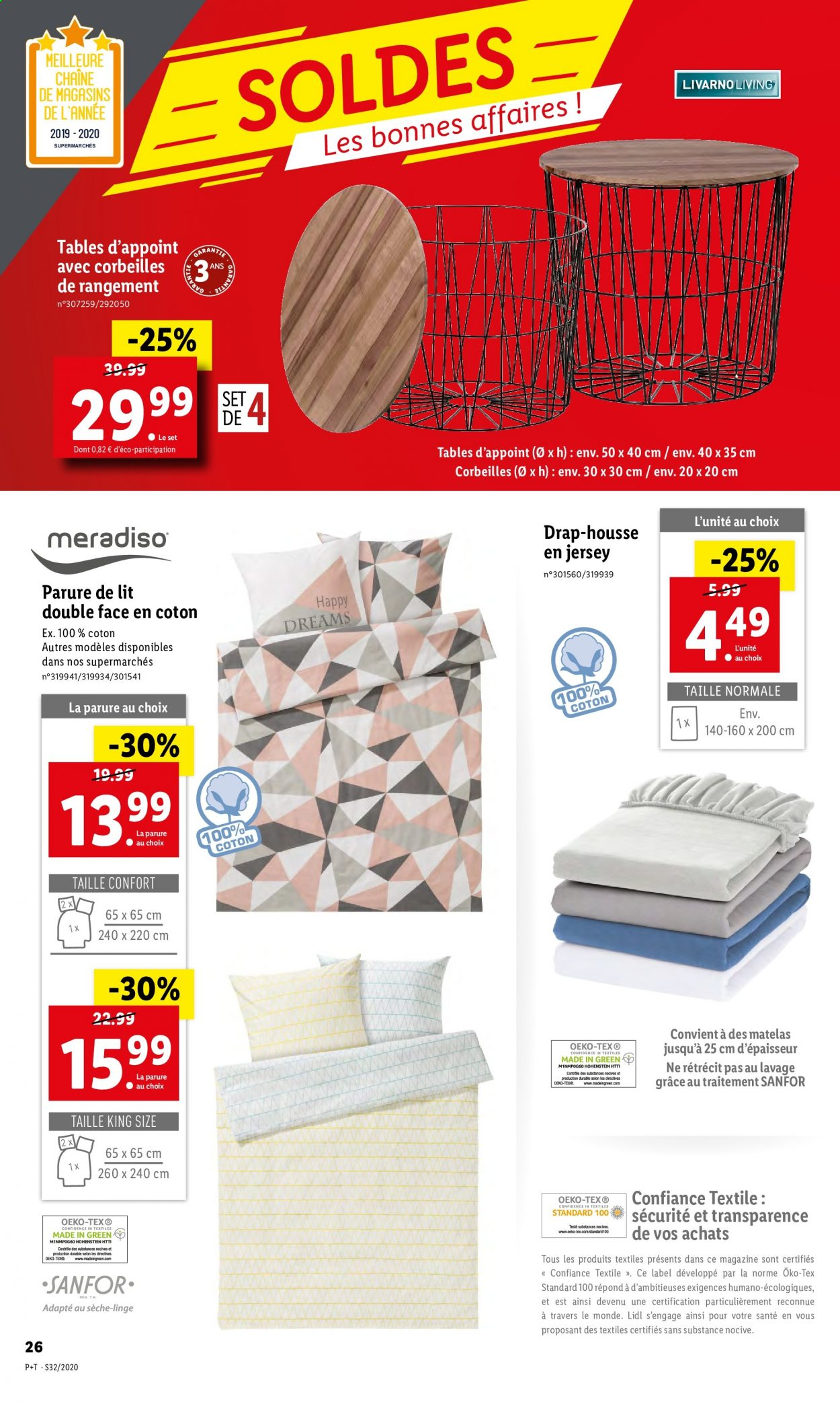 Catalogue Lidl - 05.08.2020 - 11.08.2020. Page 26.