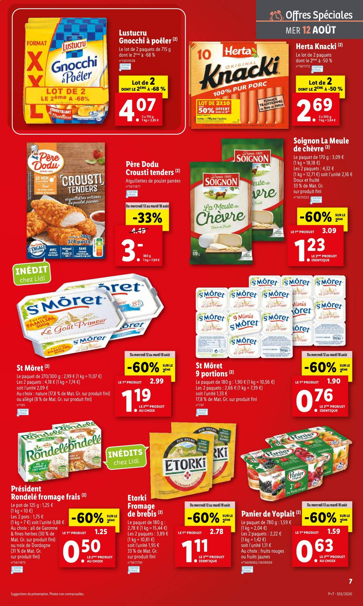 Catalogue Lidl - 12.08.2020 - 18.08.2020. Page 7.