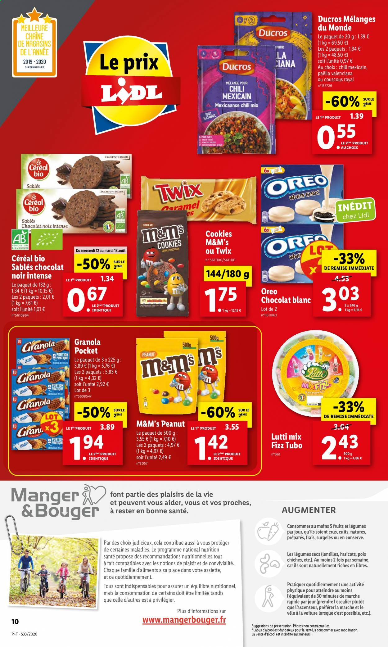 Catalogue Lidl - 12.08.2020 - 18.08.2020. Page 10.