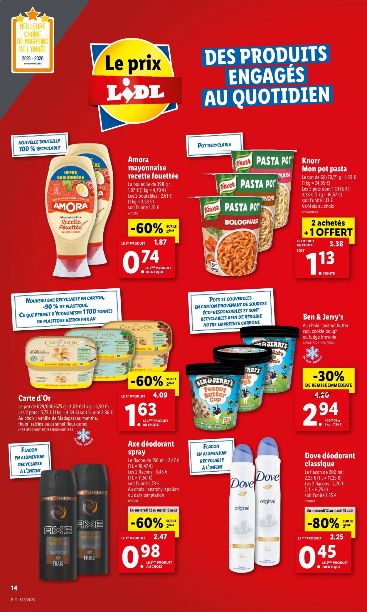 Catalogue Lidl - 12.08.2020 - 18.08.2020. Page 14.