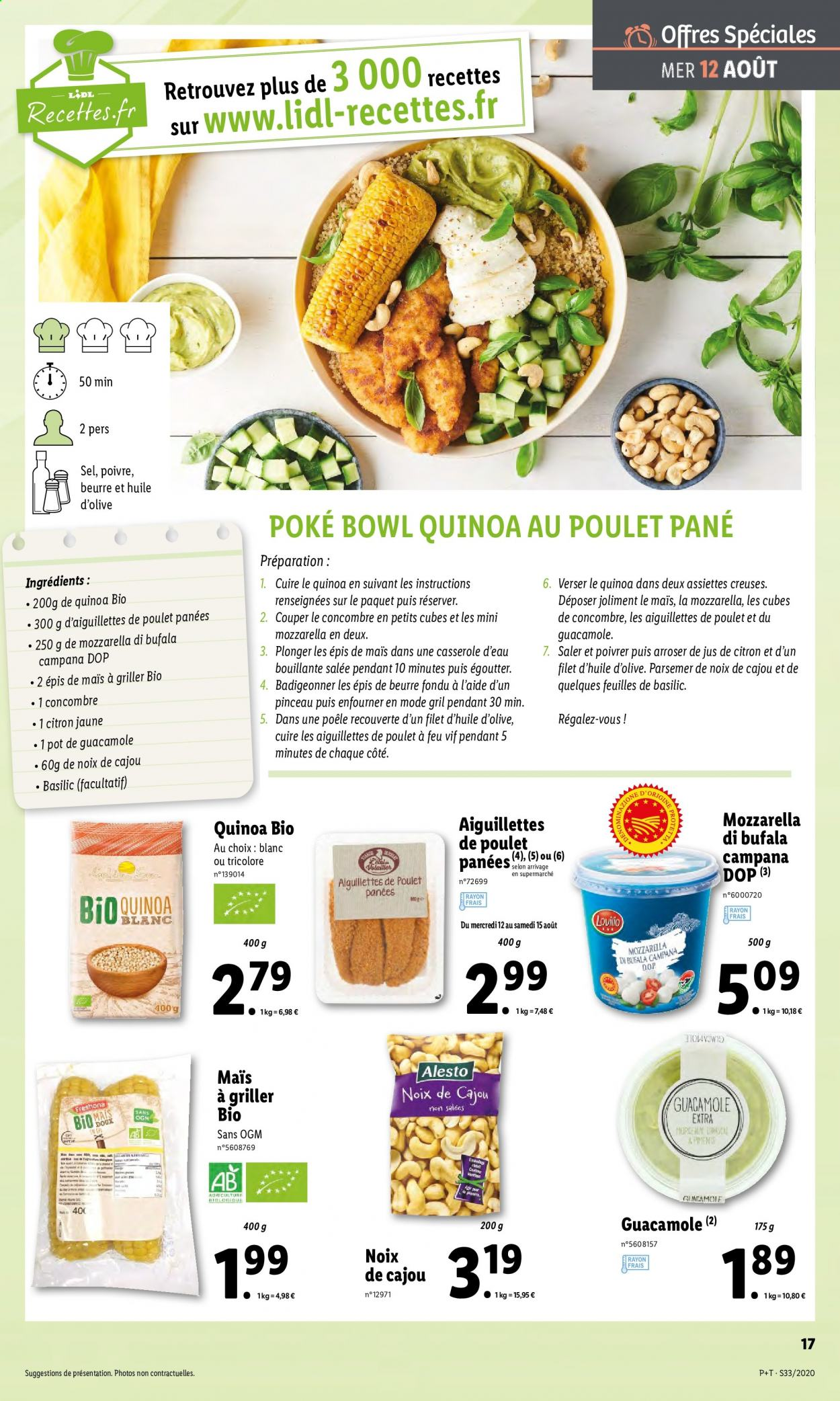 Catalogue Lidl - 12.08.2020 - 18.08.2020. Page 17.