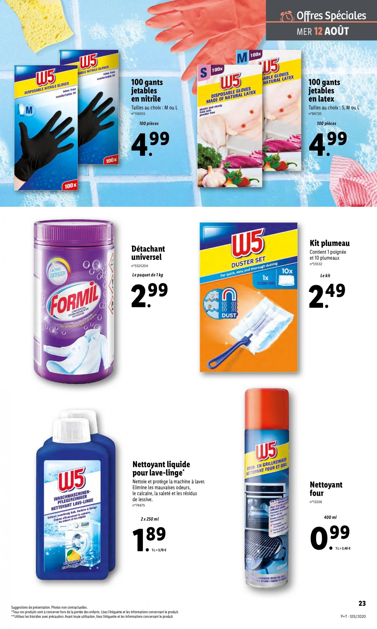 Catalogue Lidl - 12.08.2020 - 18.08.2020. Page 25.