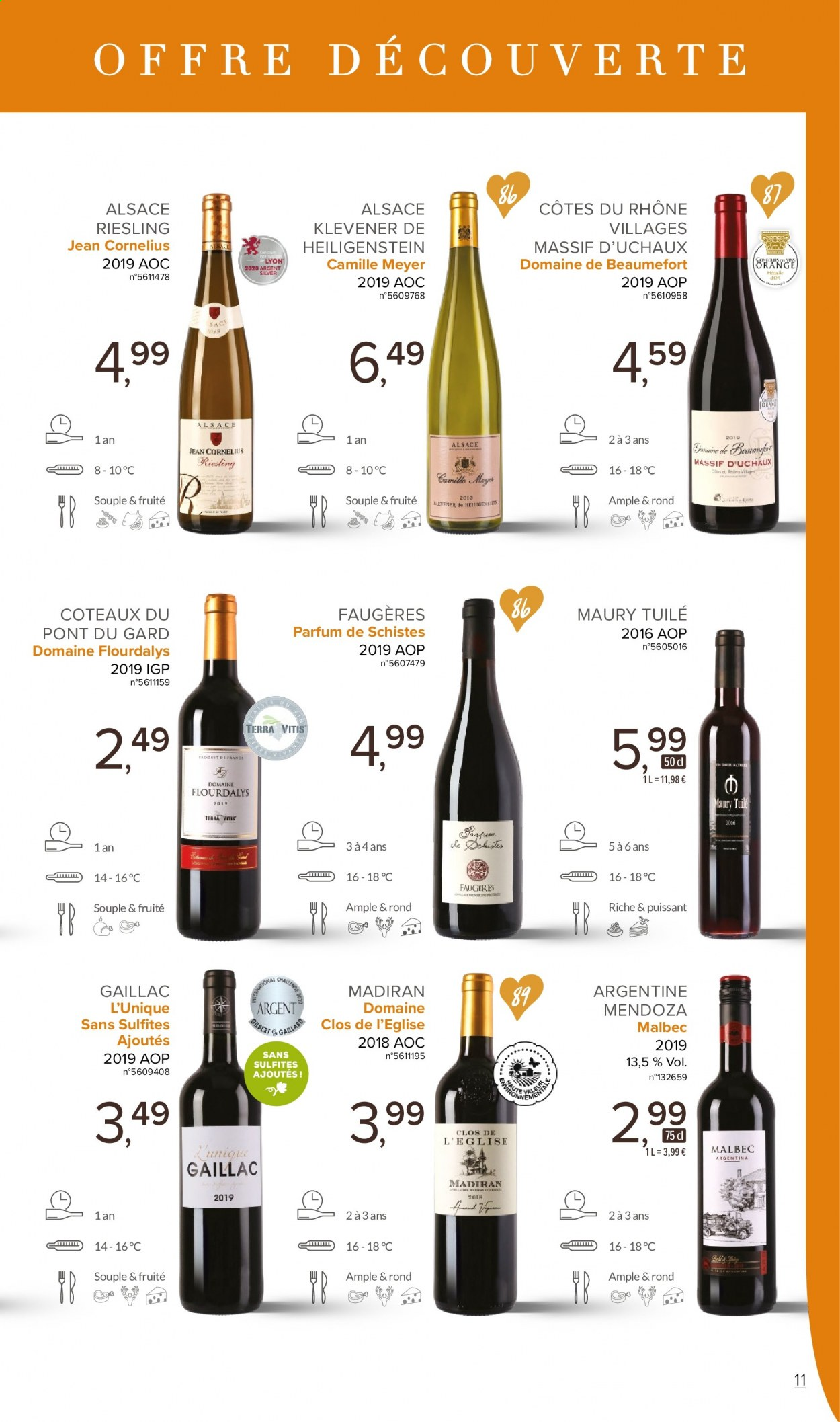 Catalogue Lidl. Page 11.
