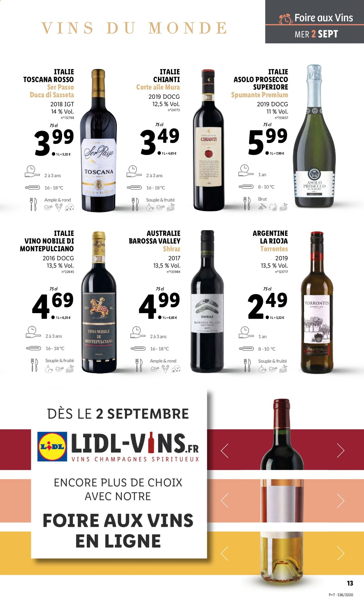 Catalogue Lidl - 02.09.2020 - 08.09.2020. Page 13.