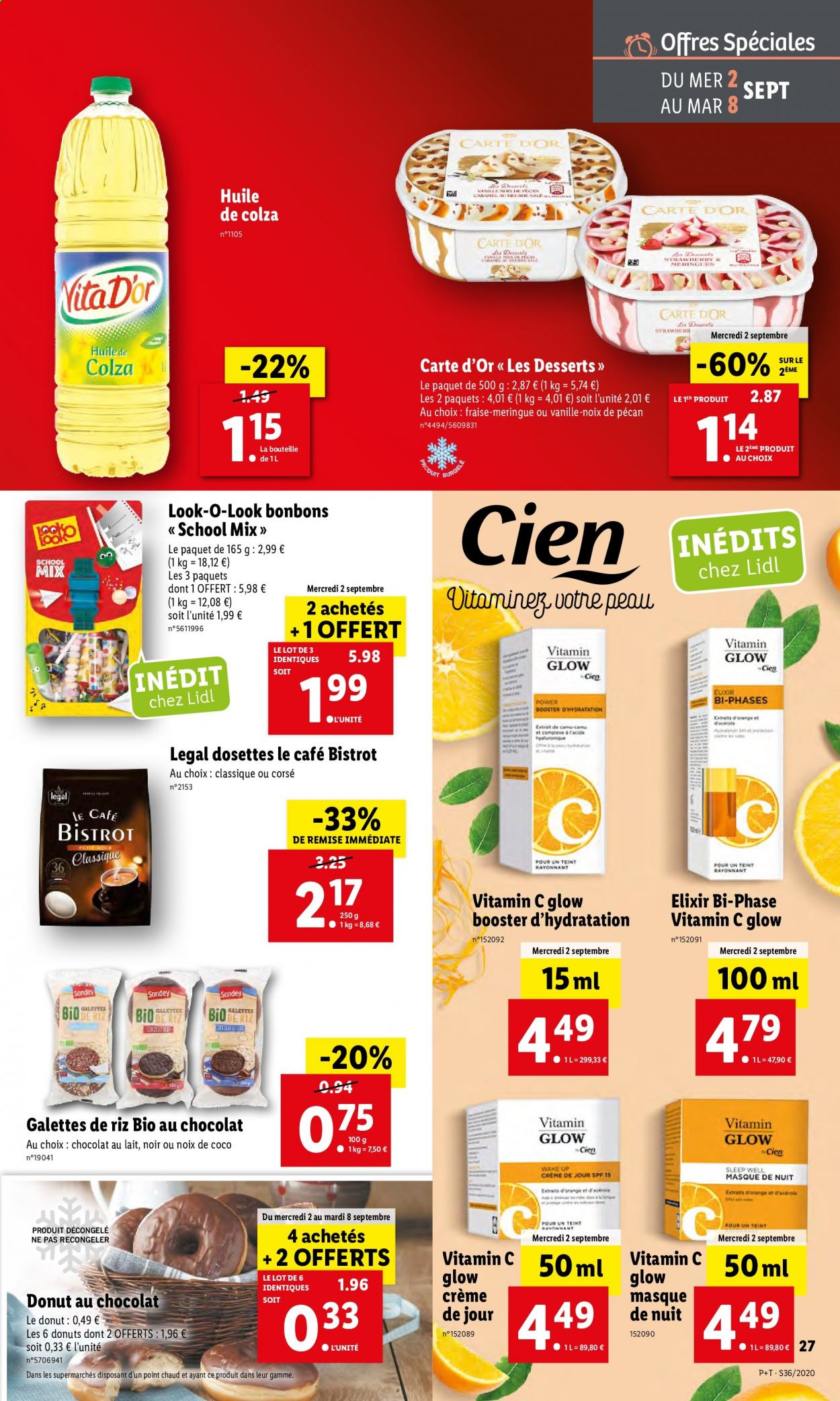 Catalogue Lidl - 02.09.2020 - 08.09.2020. Page 27.