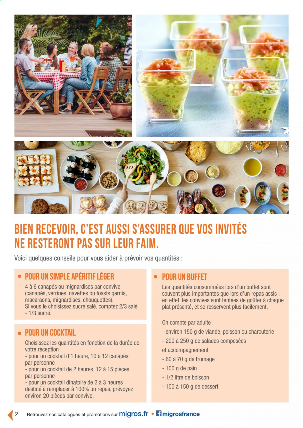Catalogue Migros France - 01.08.2020 - 26.11.2020. Page 2.