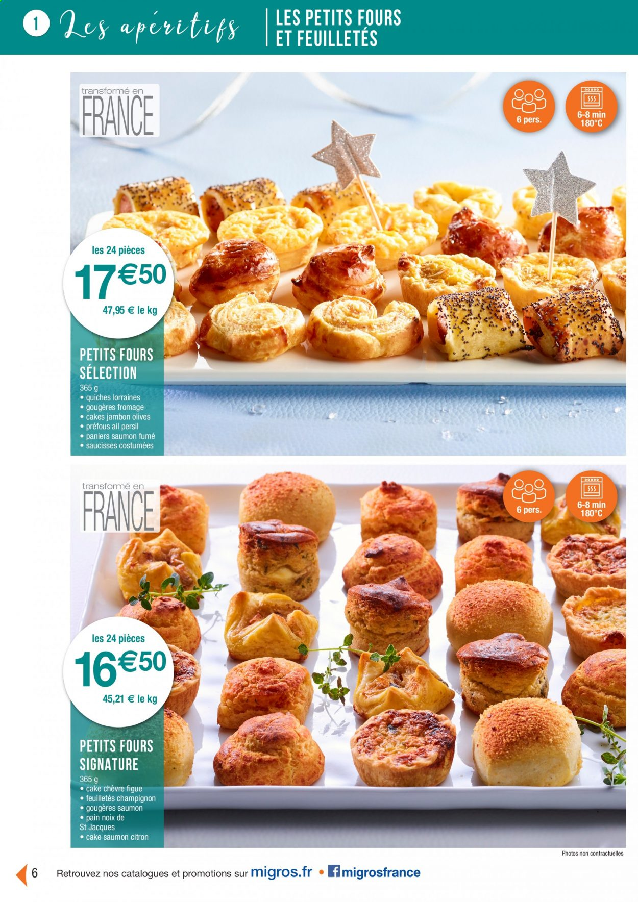Catalogue Migros France - 01.08.2020 - 26.11.2020. Page 6.