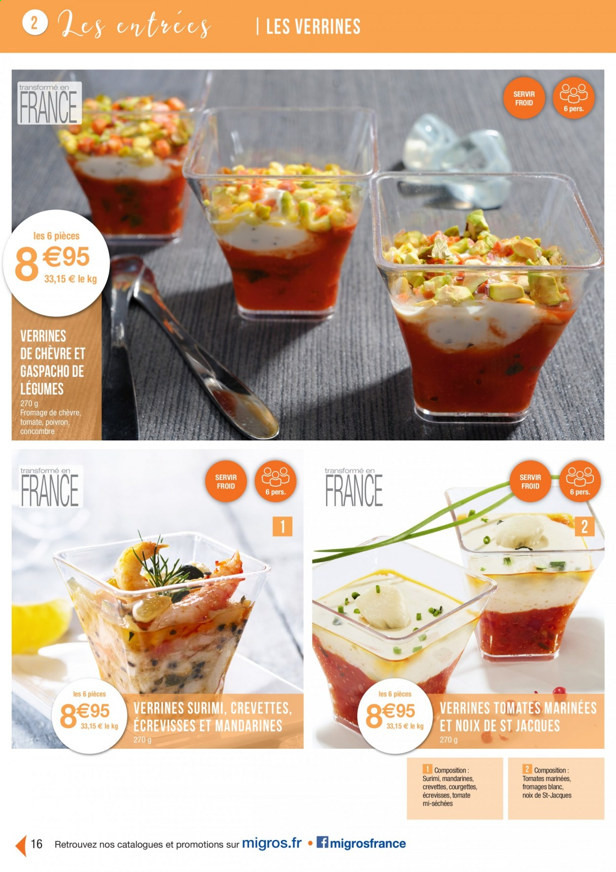 Catalogue Migros France - 01.08.2020 - 26.11.2020. Page 16.