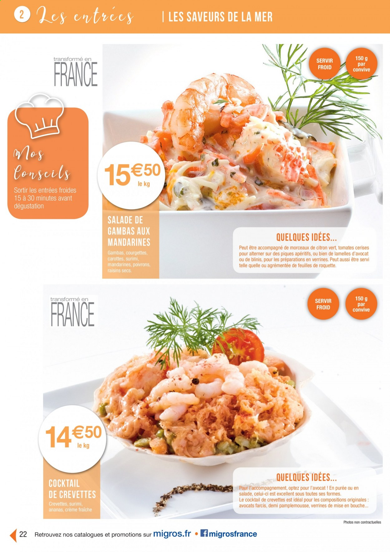 Catalogue Migros France - 01.08.2020 - 26.11.2020. Page 22.