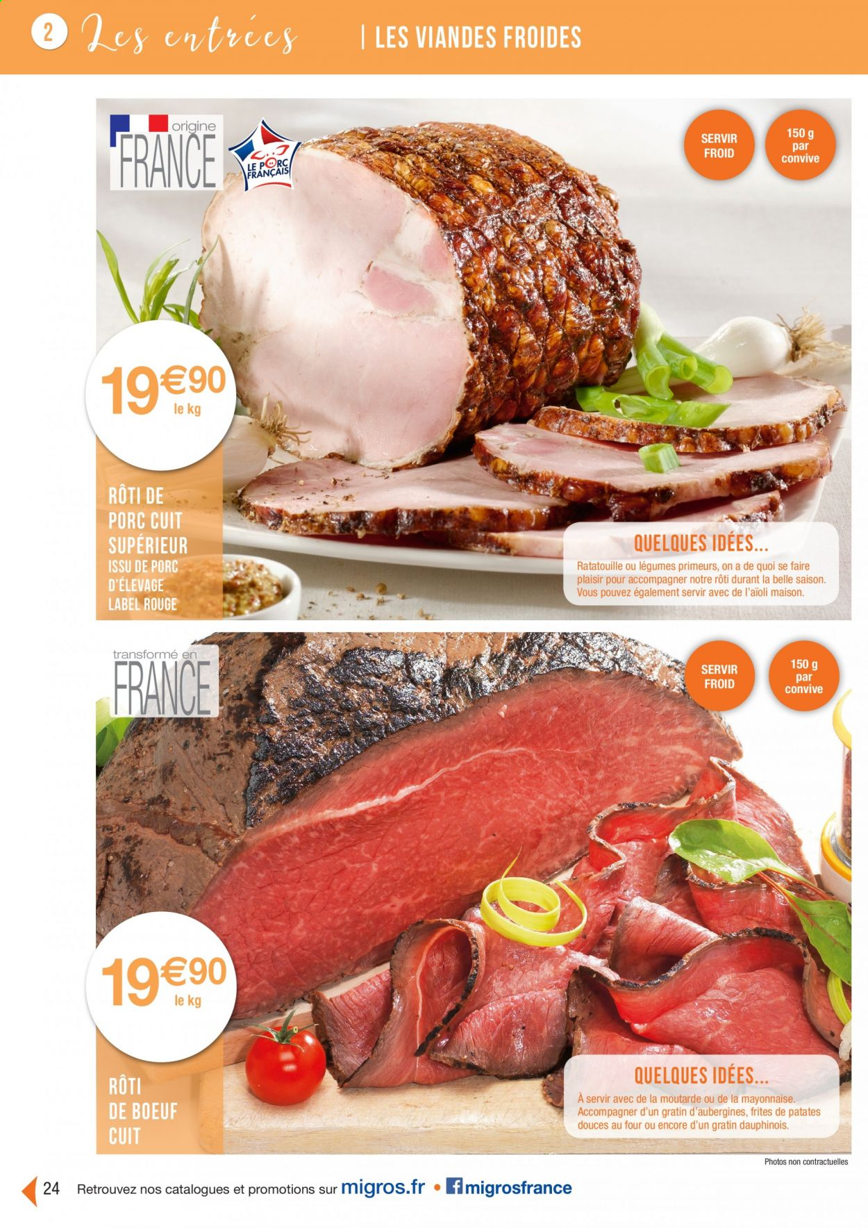 Catalogue Migros France - 01.08.2020 - 26.11.2020. Page 24.