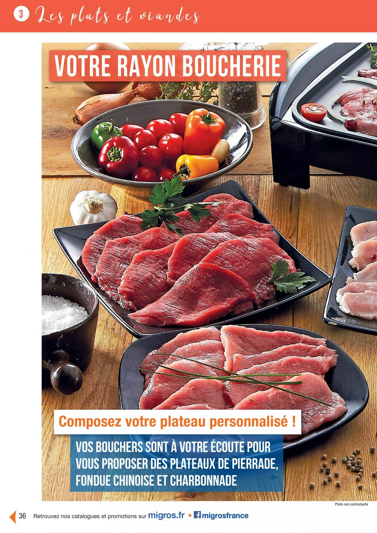 Catalogue Migros France - 01.08.2020 - 26.11.2020. Page 36.