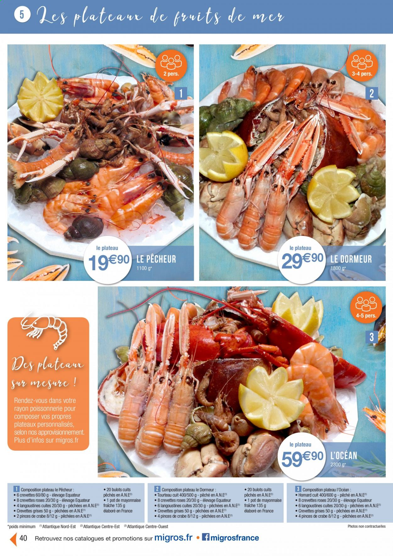 Catalogue Migros France - 01.08.2020 - 26.11.2020. Page 40.