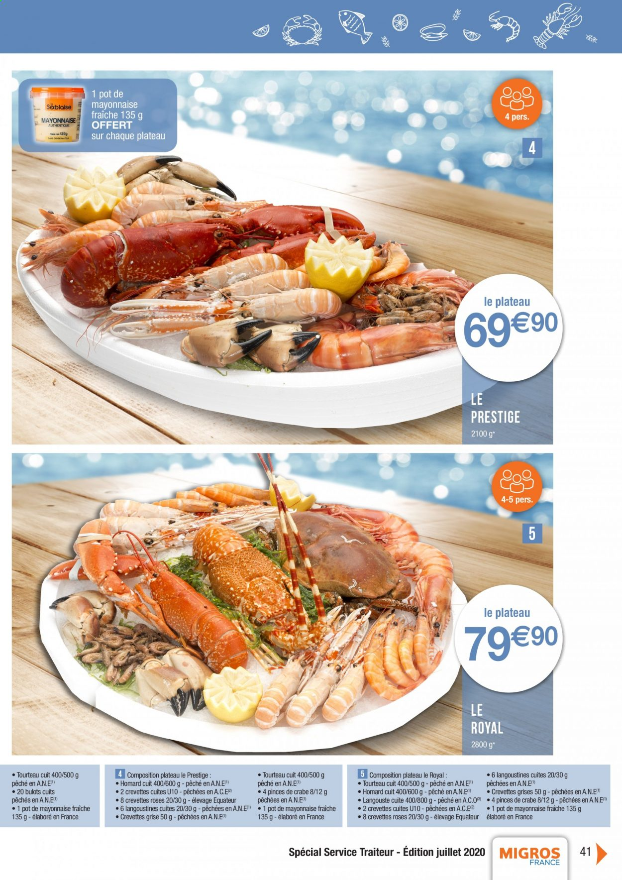Catalogue Migros France - 01.08.2020 - 26.11.2020. Page 41.