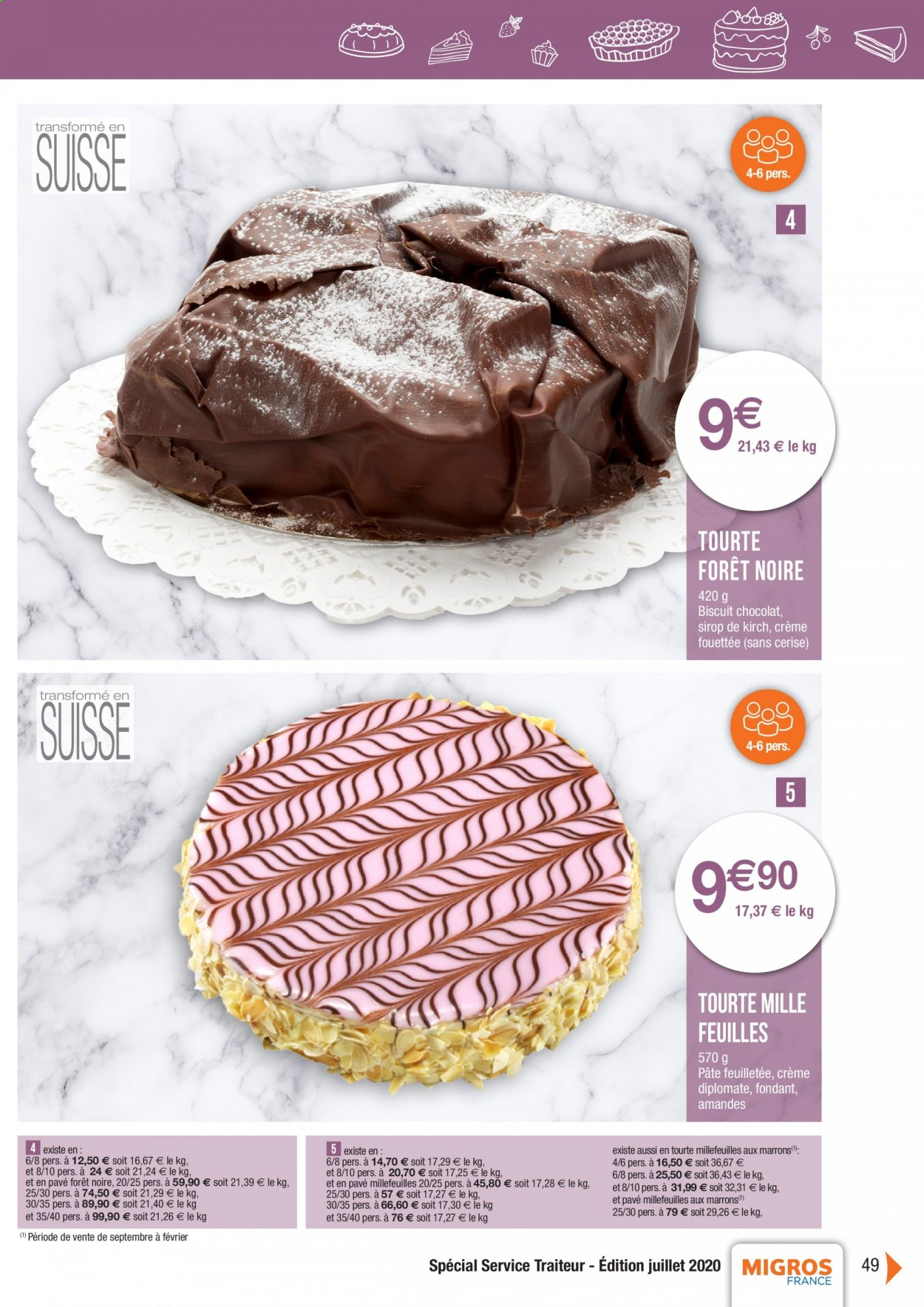 Catalogue Migros France - 01.08.2020 - 26.11.2020. Page 49.